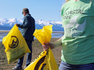 Alaskan Brewing's Coastal CODE Announces Annual Community Cleanups